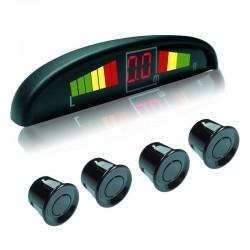 Kit sensores estacionamento com ecran de aproximação
