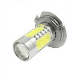 Led H7 7.5 w lente concava 380 lumens