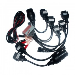 Kit cabos Automóvel diagnostico OBD  multimarca