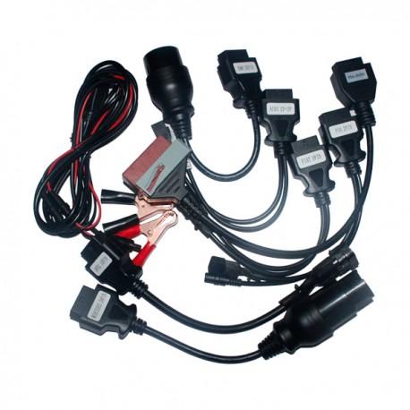 Kit cabos Automóvel diagnostico OBD  multimarca
