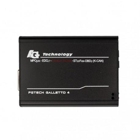 Reprogramação chiptuning FG tech Galletto V54 4 - Master