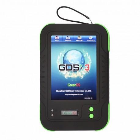 Green DS GDS 3 ,  Um ano atualizações Online Grátis