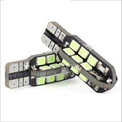Led T10 W5W 24SMD 5000K Canbus