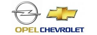 GM ( Opel , Chevrolet. Saab )
